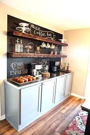 Coffee Station Furniture Office Small Images Of For Cabinet