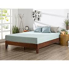 Platform Bed Frame by Wood Platform Bed Frame B19 In Fantastic Interior Bedroom