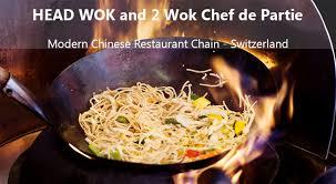 chef de partie en cuisine wok chef and two wok chef de partie modern