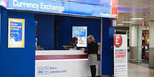 bureau de change travelex glasgow airport shop at travelex for great savings