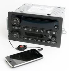 Chevy GMC 2003-2005 Truck Radio AM FM CD Cassette W Auxiliary Mp3 ... Sonic Booms Putting 8 Of The Best Car Audio Systems To Test Amazoncom Jvc Kdr690s Cd Player Receiver Usb Aux Radio Upgrade Your Stereos Sound Without Replacing Factory Scosche Announces Its First Car Stereo And Theres An App For It 79 Chevy C10 Scottsdale Update Installed Youtube Carplayenabled Receivers In 2019 Imore Siriusxm Dock Play Vehicle Kit Shop Bluetooth Stereo 60wx4 12v Indash 1 Double Din Video Navigation Review Android Radio Navigation Abrandaocom Kenwood Single Cdamfm Wbluetooth With