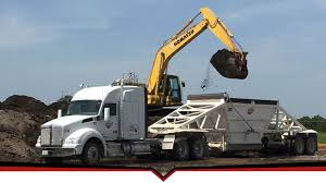 100 End Dump Trucking Companies Services Products Brown Transportation