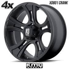 4 KMC XD801 Crank 17