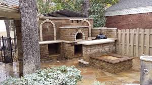 Checkmark Landscaping Wood Fired Brick Pizza Oven - Texas ... Garden Design With Outdoor Fireplace Pizza With Backyard Pizza Oven Gomulih Pics Outdoor Brick Kit Wood Burning Ovens Grillsn Diy Fireplace And Pinterest Diy Phillipsburg Nj Woodfired 36 Dome Ovenfire 15 Pizzabread Plans For Outdoors Backing The Riley Fired Combo From A 318 Best Images On Bread Oven Ovens Kits Valoriani Fvr80 Fvr Series Backyards Cool Photo 2 138 How To Build Latest Home Decor Ideas