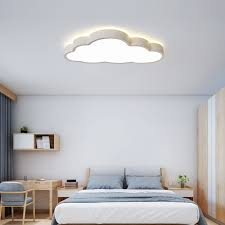 neu led deckenleuchte 360 beleuchtung kreative wolken
