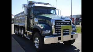 100 Mack Dump Trucks For Sale NEW MACK DUMP TRUCK FOR SALE 2012 Quad Axle Dump Truck YouTube