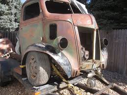 100 Front Wheel Drive Trucks When You Need A Sensible Tow Vehicle CabOver Ford With Nowhere