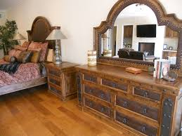 Durango 7 Drawer Dresser And Custom Mirror