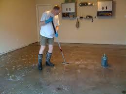 Quikrete Garage Floor Epoxy Clear Coat by Tutorial How To Seal Your Garage Floor