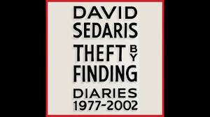 Theft By Finding Diaries David Sedaris Audiobook Excerpt