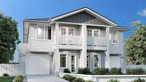 100 Townhouse Facades Brunswick Home Designs In Riverland GJ Gardner Homes