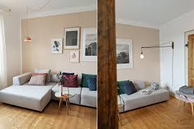 wohnzimmer streichen beige caseconrad