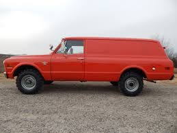 1968 Chevrolet Panel Truck-02 - The Toy Shed Trucks