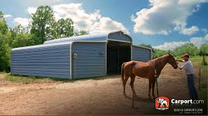 Georgia Carports, Metal Buildings And Garages! Metal Horse Barns Pole Carport Depot For Steel Buildings For Sale Buy Carports Online Our 30x 36 Gentlemans Barn With Two 10x Open Lean East Coast Packages X24 Post Framed Carport Outdoors Pinterest Ideas Horse Barns And Stalls Build A The Heartland 6stall 42x26 Garage Lean To Building By 42x 41 X 12 Top Quality Enclosed 75 Best Images On Custom Prices Utility