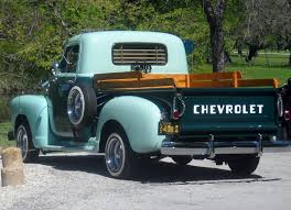 1940's Chevy Pickup...Brought To You By #House Of #Insurance In ...