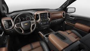 100 Chevrolet Truck Seats Chevy 2019 Silverado Drops Weight Adds Features For Detroit Auto