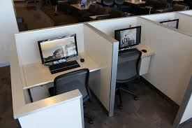 American Airlines Executive Platinum Desk by American Airlines Admirals Club Lounge New York Jfk T8 Lounge Review