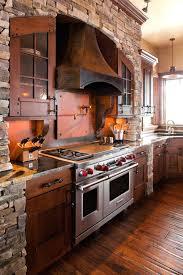 Rustic Kitchen Ideas Sensationally Kitchens In Mountain Homes 2015