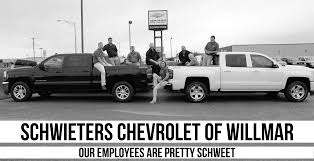 Our Dealership Vision | Schwieters Chevrolet Of Willmar Willmar Cars For Sale Schwieters Chevrolet Find A Western Plow Spreader Dealer Western Products Minnesota Chevy Heartland Motor Company In Morris Mn Mills Ford Chrysler Of Vehicles Sale 56201 New Featured Willmarmn Area Dodge Jeep Ram Auto Group Cold Spring Montevideo 2001 S10 For 1gcdt13wx1k251600 Rw Richardson Baseball Hats Ridgewater College Caps Rule Tire And Value Youth Football High School Lincoln Used Car