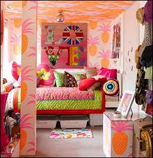Groovy Funky Retro Bedroom Pictures