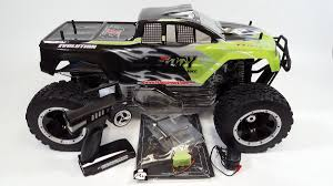 100 Gas Powered Rc Monster Trucks IMEXFS Racing 15th Scale 2WD 30cc 24GHz Truck