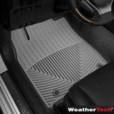 Infiniti G37 Floor Mats by The Weathertech Custom Fit Auto Floor Mats Front Hammacher