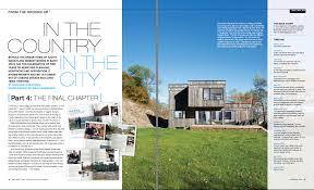 100 Modern Architecture Magazine Saint John Modern Architecture Featured In International