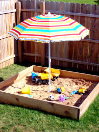 5 May Featured Space: Outdoors - Sandbox Shade   Sandbox ... 60 Diy Sandbox Ideas And Projects For Kids Page 10 Of How To Build In Easy Fun Way Tips Backyards Superb Backyard Turf Artificial Home Design For With Pool Subway Tile Laundry 34 58 2018 Craft Tos Decor Outstanding Cement Road Painted Blackso Cute 55 Simple 2 Exterior Cedar Swing Set Main Playground Appmon House