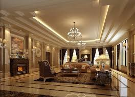 127 Luxury Living Room Designs 6