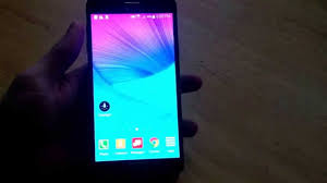 Samsung Galaxy Note 4 How to turn flashlight on off