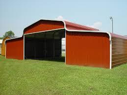 Red Shed Goldsboro Nc by North Carolina Metal Barns Steel Barns Barn Prices Nc