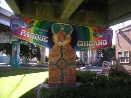 Chicano Park Murals Map by Snake And The Golden Eagle Mural In Chicano Park