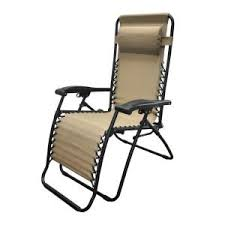 caravan sports infinity black zero gravity patio chair 80009000050