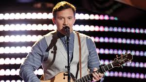 Gabe Broussard Blind Audition Lonely Night