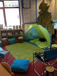Travelnteach Camping Class Theme Decorations Classroom Room Tour Idea Large Size