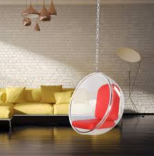 Clear Hanging Bubble Chair Cheap by Hanging Bubble Chair Minimalistic Style For Your Home