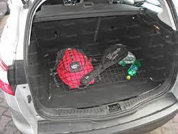 cargo net ford focus estate iii car boot luggage trunk floor net
