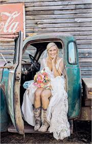 40 Rustic Country Cowgirl Boots Fall Wedding Ideas PhotosCountry Bridal