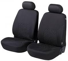 vw golf iii cabriolet housse siège auto sièges avant noir gris