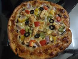 Restaurant Style Pizza In A Mumbai Home