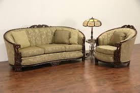 Bradington Young Leather Sofa Ebay by Antique Sofa Chair Antique French Sofa Ebay Thesofa
