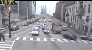 Ky Revenue Cabinet Louisville by Louisville U0027s New 1 1 Billion Bridge Empty At Rush Hour