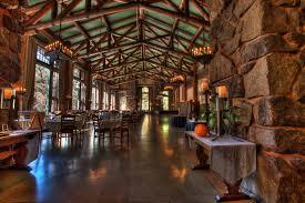 Wawona Hotel Dining Room by Yosemite Ahwahnee Hotel 1 Gemprophoto