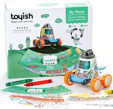 Toyish AWARD WINNING Boys Toys For Toddler Preschool Kids