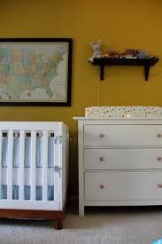 Hemnes 3 Drawer Dresser Blue by A Room For Baby C A T H I E H O N G