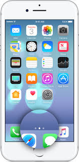 Iphone7 Ios10 Home Page Callout Uncategorized How To Move Apps And