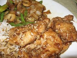 cuisiner haut de cuisse de poulet ma cuisine poulet à la coréenne