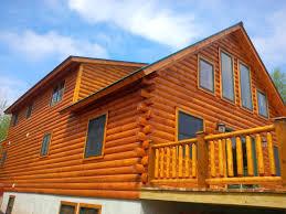 NY Log Cabin and House Staining Portfolio