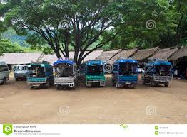 Local Mean Of Transport (passenger Truck) Editorial Stock Photo ...