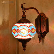 Rustic Bohemia Outdoor Lighting Wall Sconce